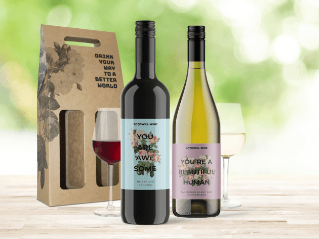 Goodwill Wine Gift Pack