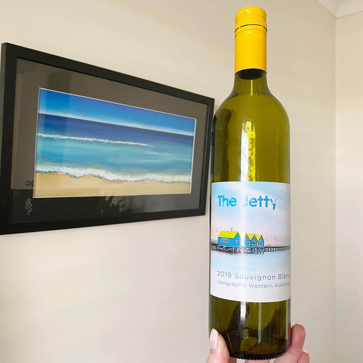 The Jetty 2019 Sauvignon Blanc (Whicher Ridge Wines)