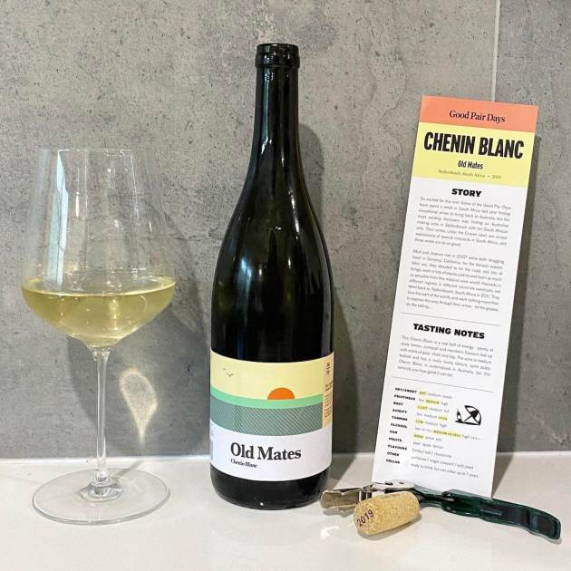Old Mates 2019 Chenin Blanc - South Africa