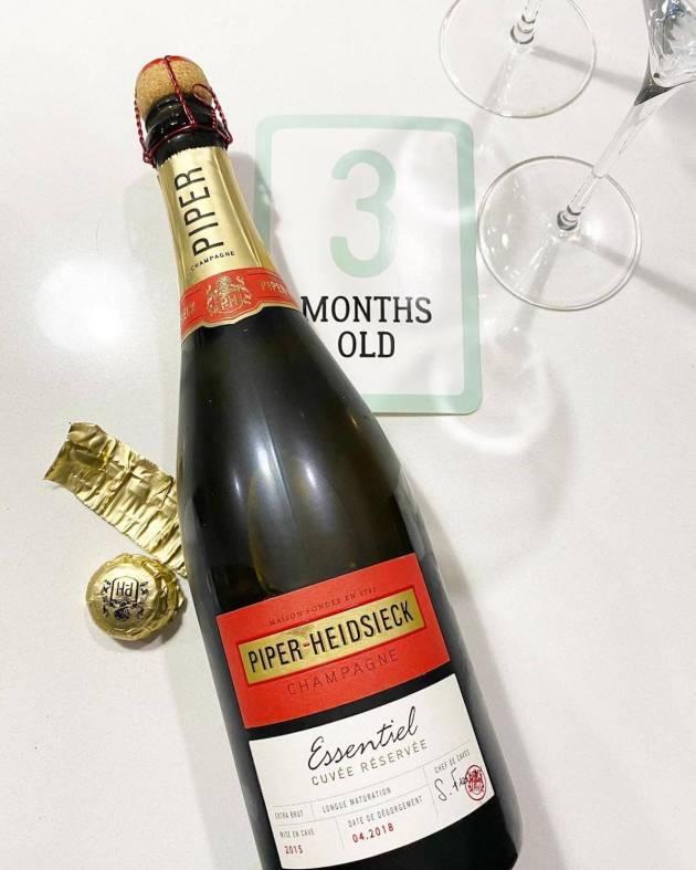 Piper-Heidsieck Champagne Essentiel Cuvee Reservee