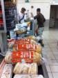 Der skal mere end et køleskab til, når der skal opbevares en uges mad til fem unge, hårdtarbejdende fuglefyre...