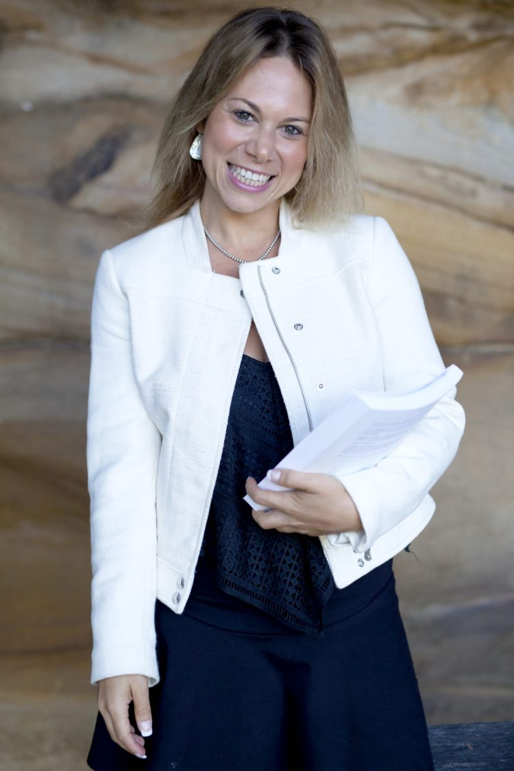 Kara Landau Travelling Dietitian Media Nutritionist Sydney