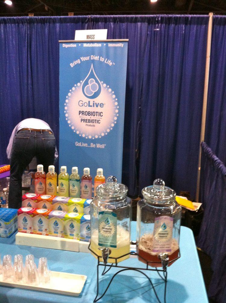 probiotic and prebiotic beverage