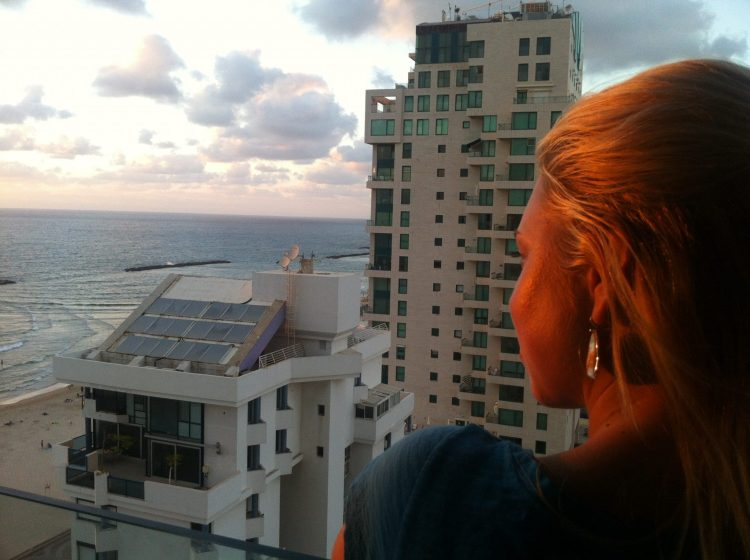Taking it all in (this time, from Tel Aviv).