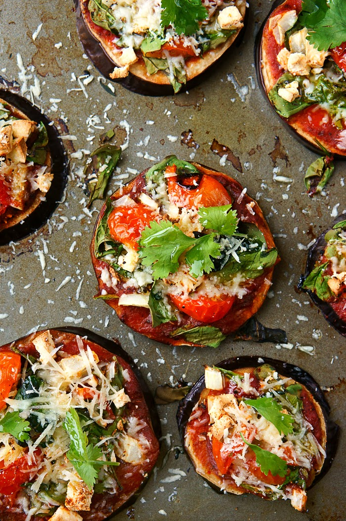 eggplant pizza, high protein pizza, paleo pizza, gluten free pizza, low carb pizza