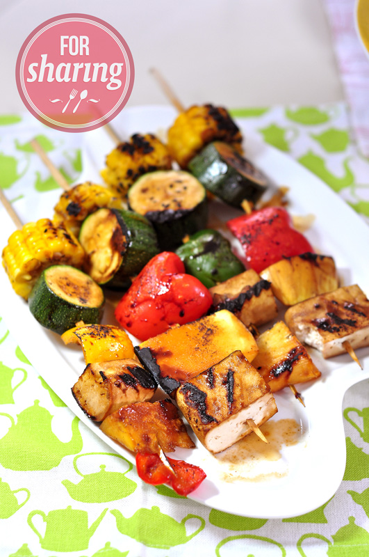 vegetarian bbq recipes