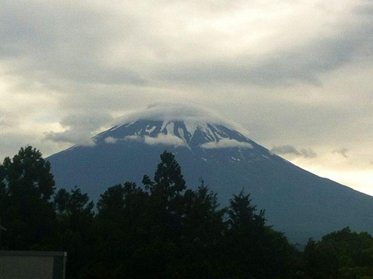 Mt Fuji - Japan