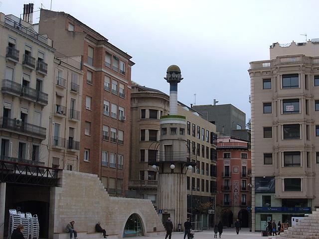 Edificios Lleida
