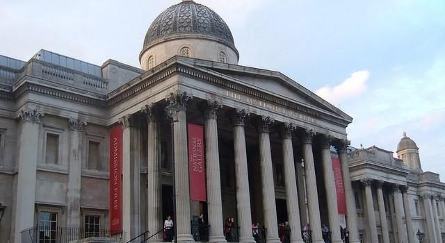 National Gallery, un rincón para perderse