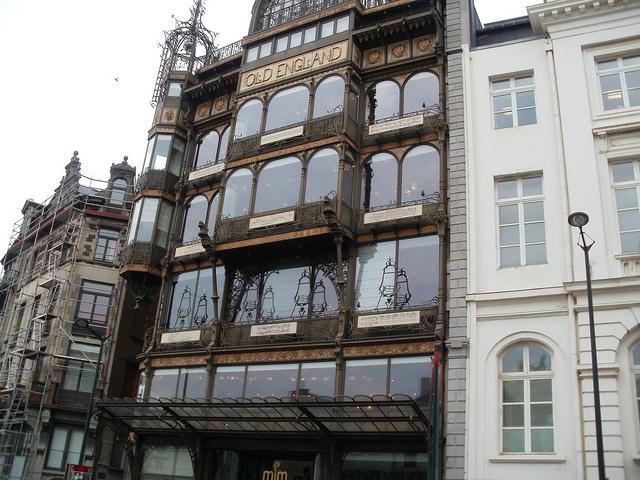 mim museo musica bruselas
