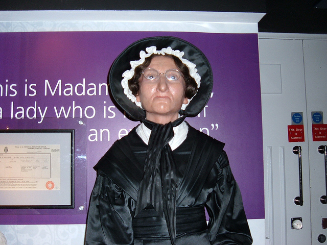 madame tussands london 640