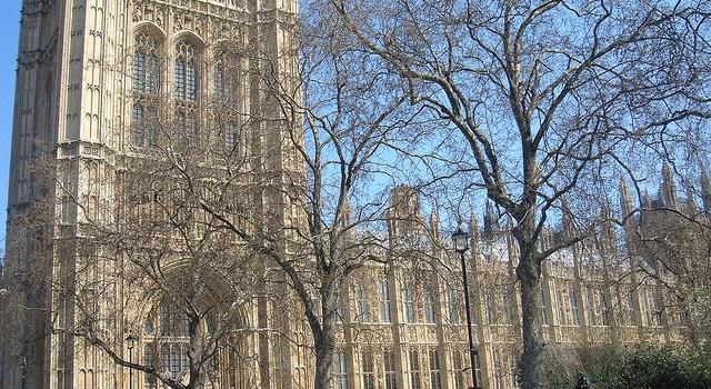 Verano en Londres, visita al Parlamento Británico