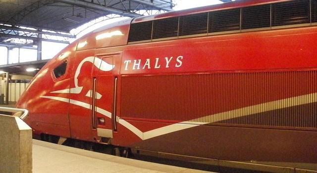 Lo que tienes que saber sobre los trenes Thalys