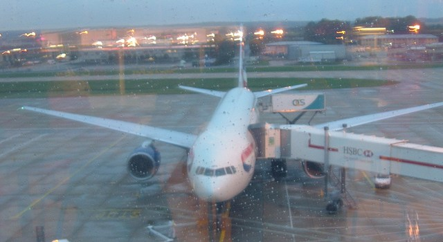 Traslados entre Aeropuertos de Londres (2): Gatwick