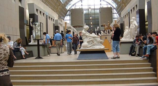 Musée d'Orsay, impresionismo y modernismo en París