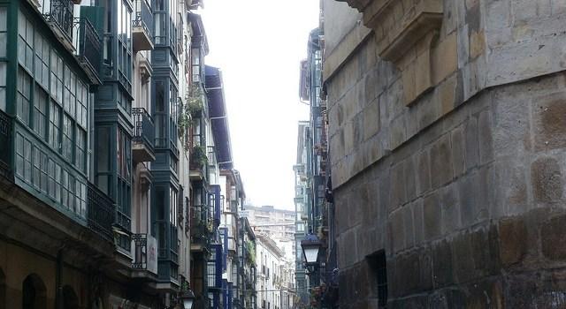 Un paseo por el Casco Viejo de Bilbao