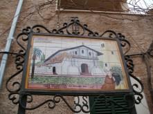 Petra, Misión San Francisco