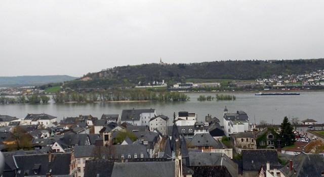 Crónica del viaje a Alemania del TBMCATSUR (II): Rüdesheim