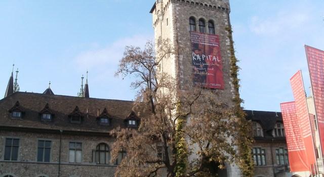 Landesmuseum Zurich, la historia suiza y mucho más