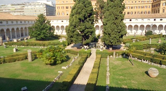 Visita a las Termas de Diocleciano y alrededores