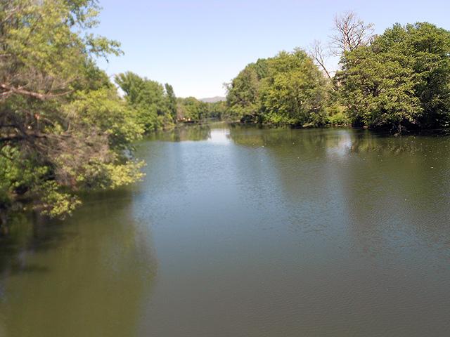 Paseo Fluvial del Jerte, Plasencia
