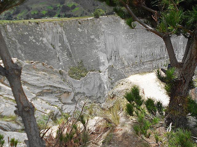 Mirador Cañón Río Toachi