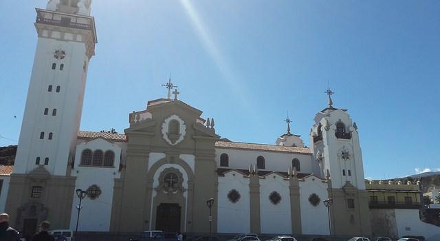 Visita a Candelaria desde Santa Cruz de Tenerife