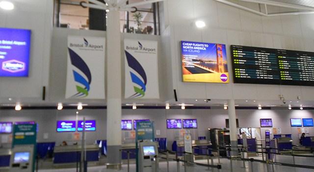 Datos prácticos del aeropuerto de Bristol