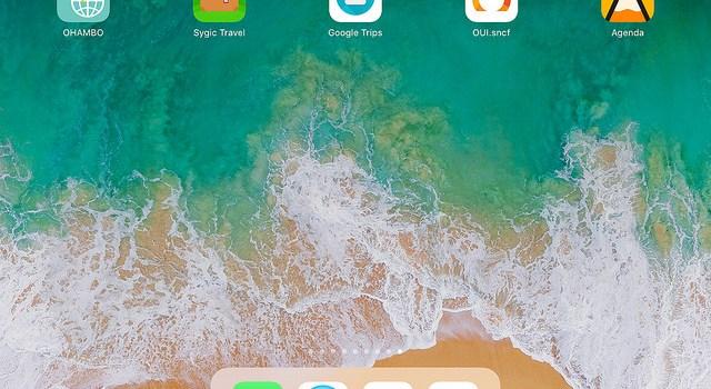 5 Apps para planificar viajes que usamos en nuestra tablet