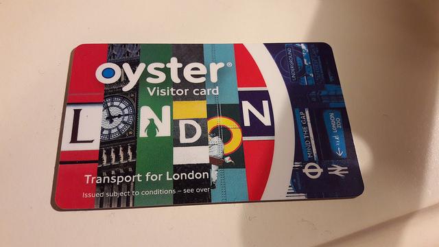 como ahorrar en el metro de londres con la oyster visitor card 640