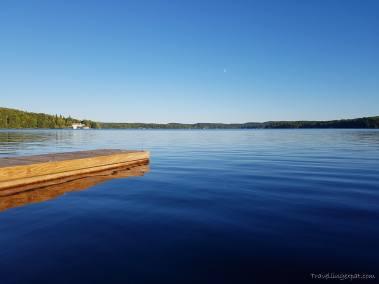 Bellissimo resort sul lago