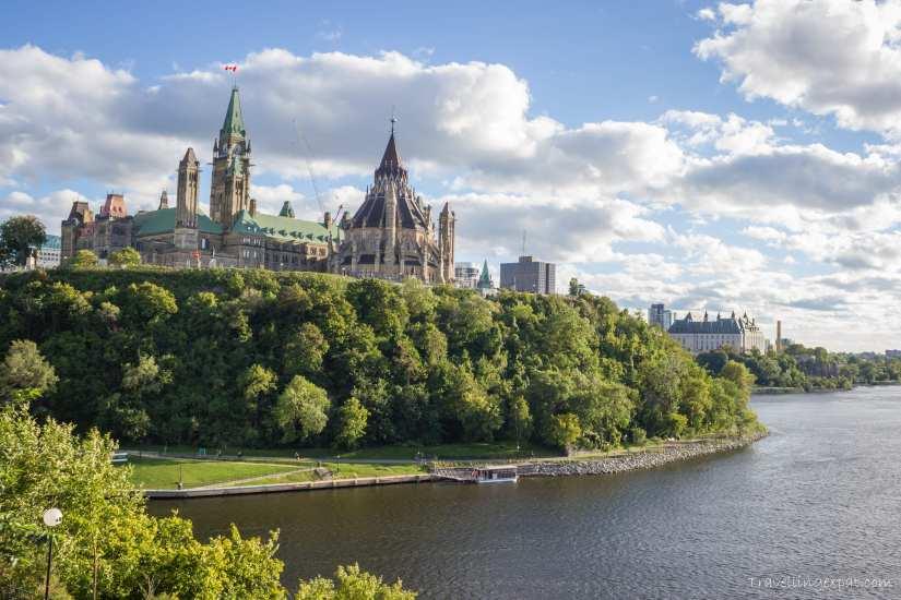 Vista di Ottawa