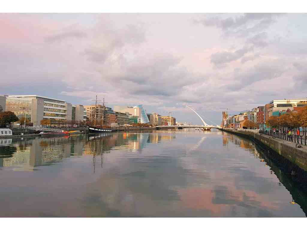 Liffey in rosa