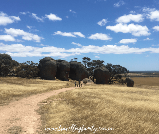 Murphys Haystacks - South Australia - Travelling Family