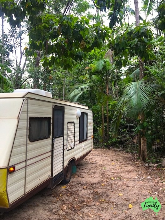 Platypus Bush Camp Eungella