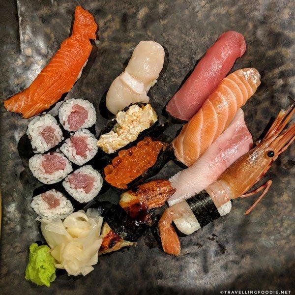Sushi Restaurants 16th Ave Calgary
