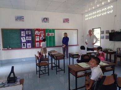 Teacher Barbara's Class
