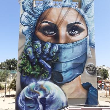 Malta mural