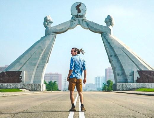 north korea, louis cole north korea