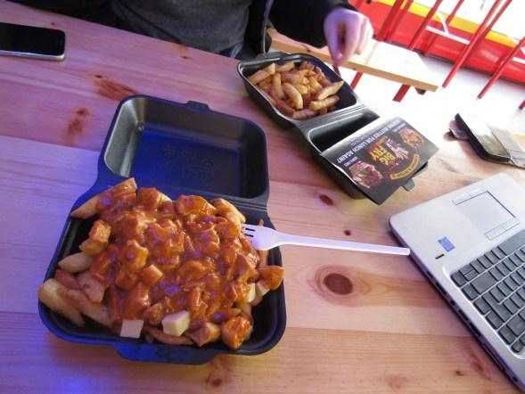 Canadian big fry