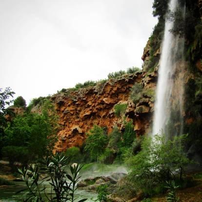 valencia hot springs tour