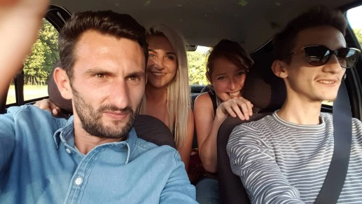 kosovo albania road trip