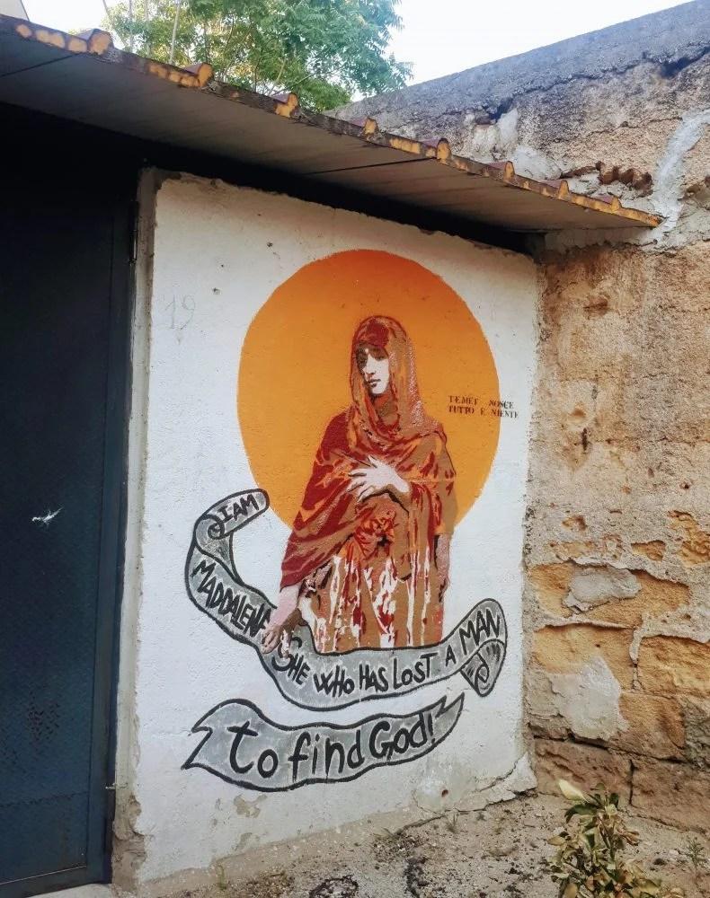 palermo Sicily street art