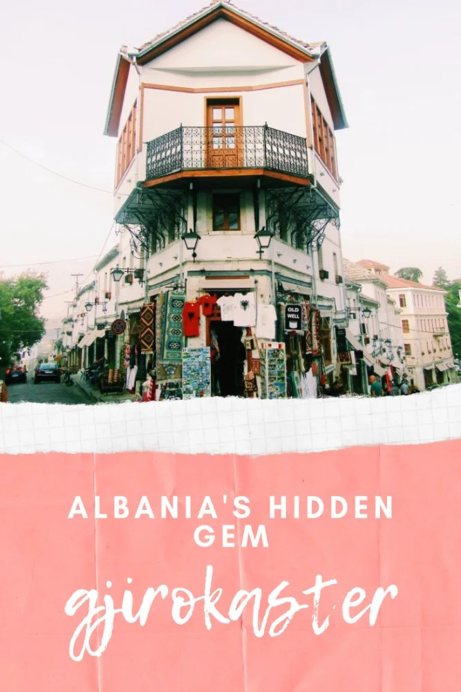 Gjirokaster, Albania - Guide to the City of a Thousand Steps. In this guide I will cover the best things to do in Gjirokaster, the BEST place to stay, and things you should know before you visit! #gjirokaster #albania #balkans