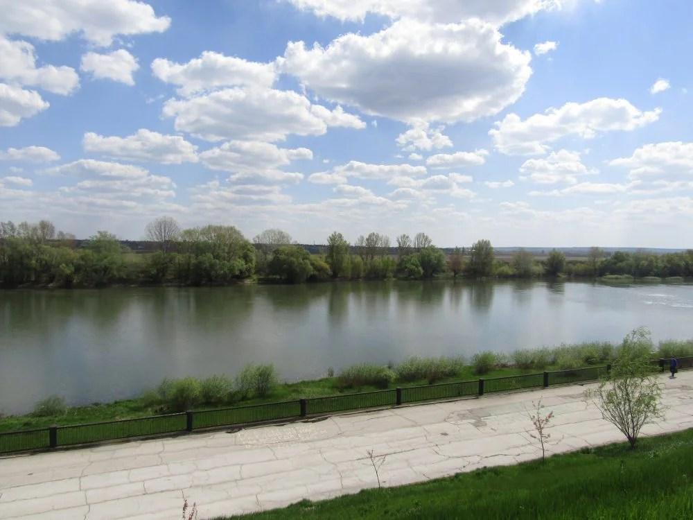 river Dniester Transnistria