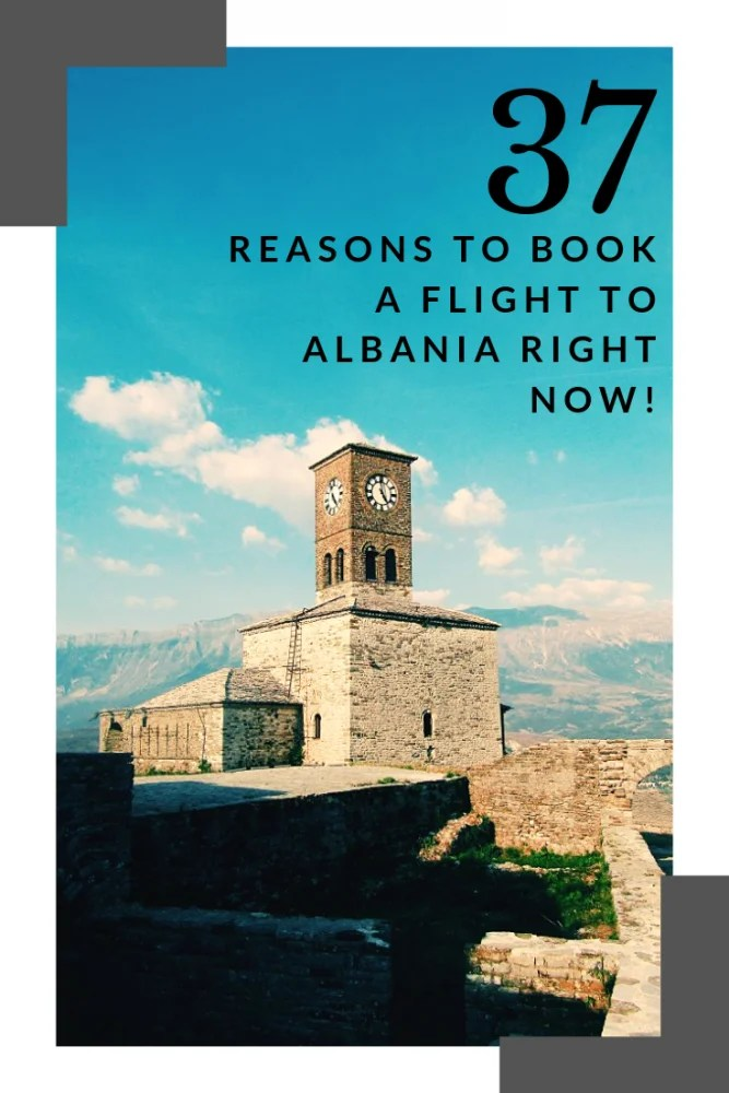 Albania is one of those places that makes every single person who visits it fall head over heels, but the only trouble is that because it's often seen as the Wild West of Europe, not very many people actually bother giving Albania a chance. In fact for most, Albania is not even on their radar when they plan a summer vacation in Europe & this is such a shame as Albania is one of Europe's last undiscovered gems and there are SO many reasons to visit! #albania #balkans