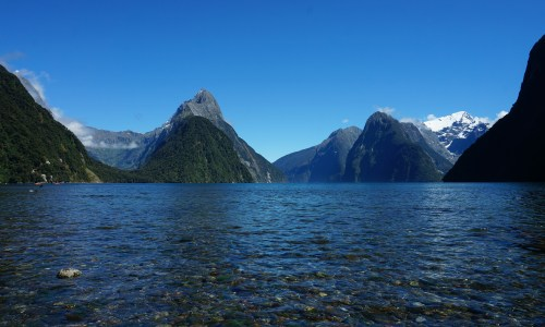 Amazingly Beautiful Milford Sound