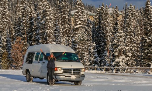What is vanlife like in Canada?