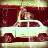 Polaroid car, India