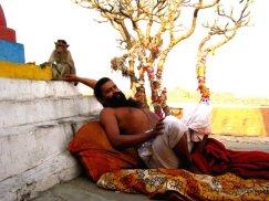 Hanuman Temple Mahant